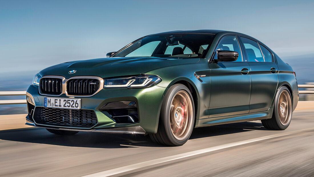 sport auto Award 2021, BMW M5 CS, Serie, Limousinen und Kombis über 100.000 Euro