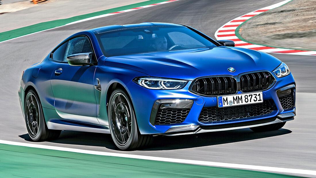sport auto Award 2021, BMW M8 Coupé, Serie, Coupés über 150.000 Euro