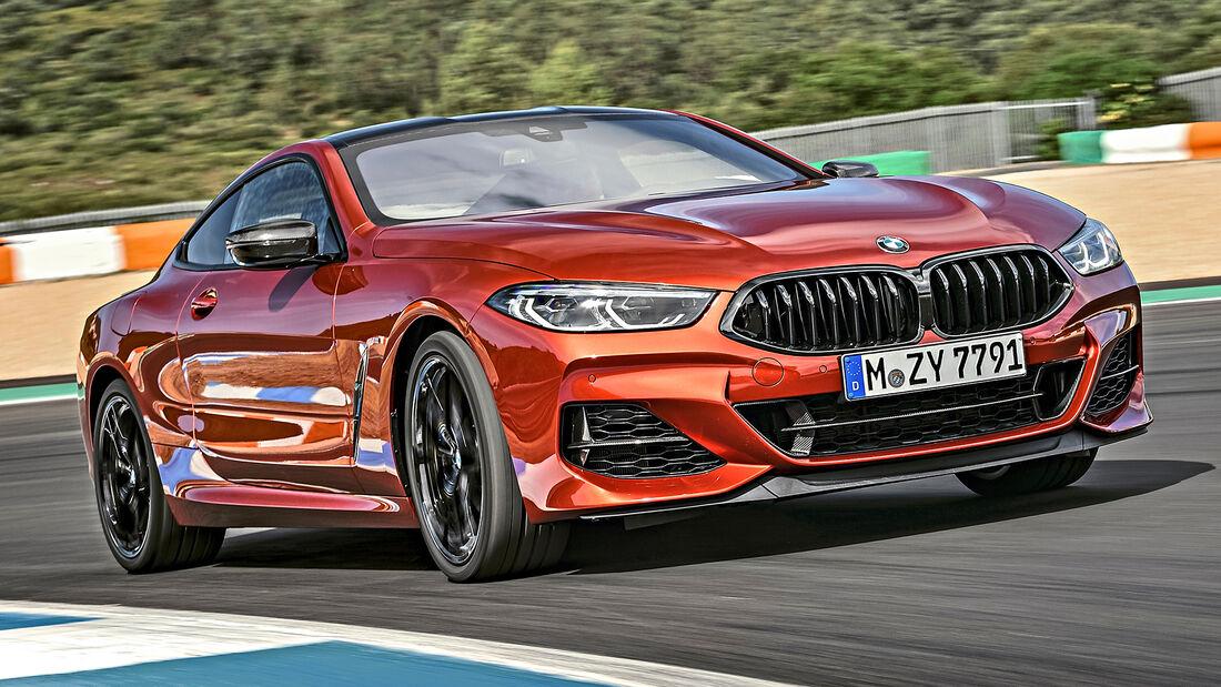 sport auto Award 2021, BMW M850i Coupé xDrive, Serie, Coupés bis 150.000 Euro