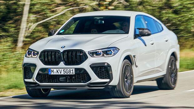 sport auto Award 2021, BMW X6 M, Serie, SUV