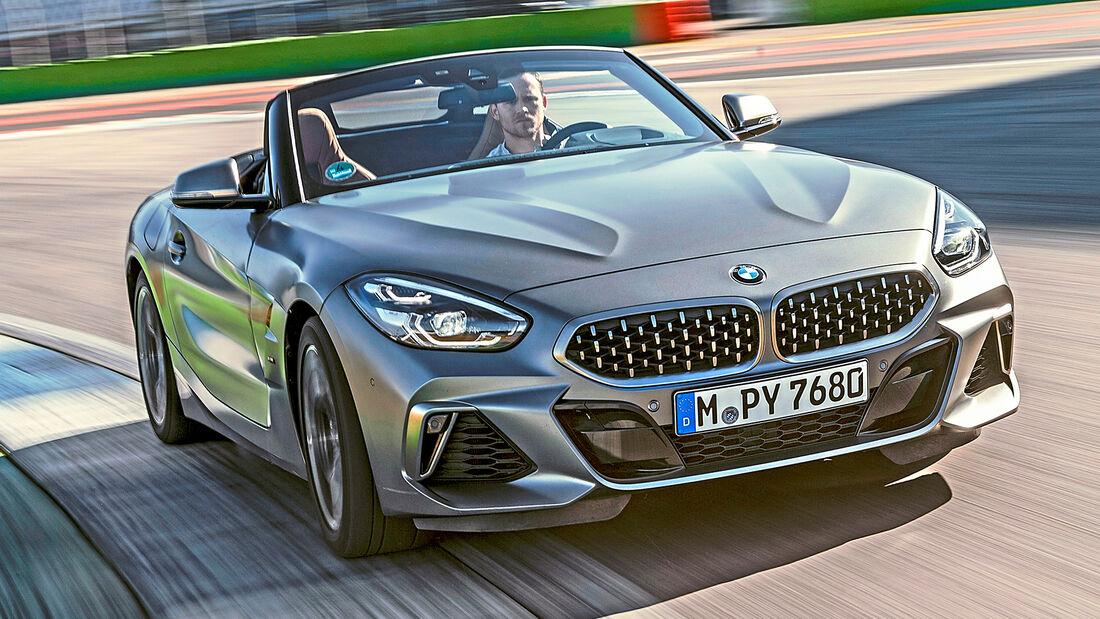 sport auto Award 2021, BMW Z4 M40i, Serie, Cabrios und Roadster bis 75.000 Euro
