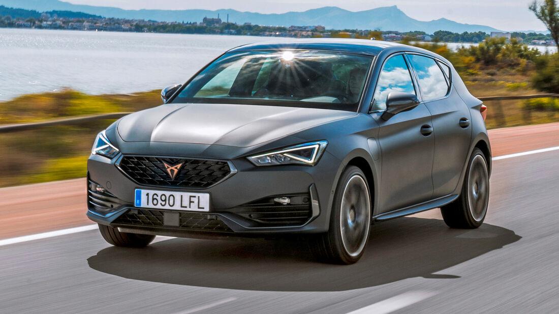 sport auto Award 2021, Cupra Leon, Serie, Kompaktwagen bis 40.000 Euro