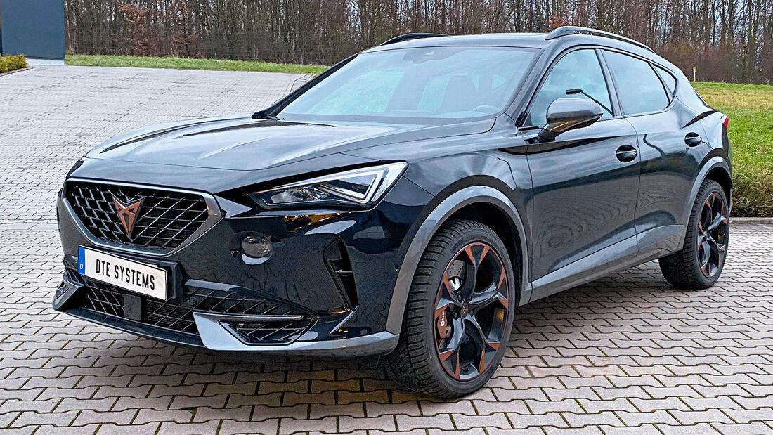 sport auto Award 2021, DTE Systems-Cupra Formentor, Tuning, SUV