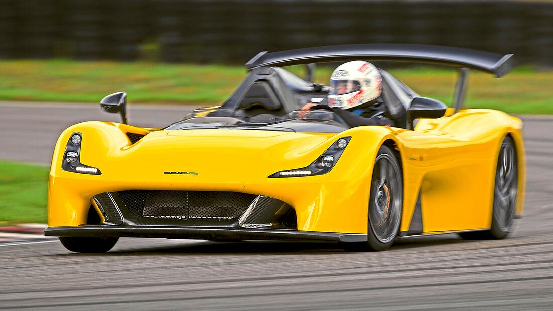 sport auto Award 2021, Dallara Stradale Spider, Serie, Cabrios und Roadster über 150.000 Euro