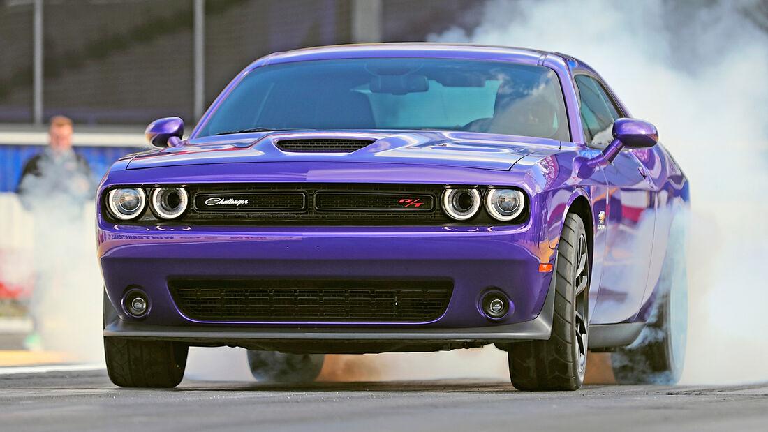 sport auto Award 2021, Dodge Challenger R/T Scat Pack, Serie, Coupés bis 75.000 Euro