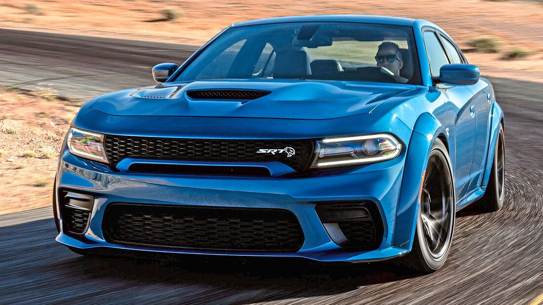 sport auto Award 2021, Dodge Charger SRT Hellcat, Serie, Limousinen und Kombis bis 100.000 Euro