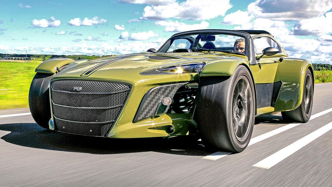 sport auto Award 2021, Donkervoort D8 GTO-JD70, Serie, Cabrios und Roadster über 150.000 Euro