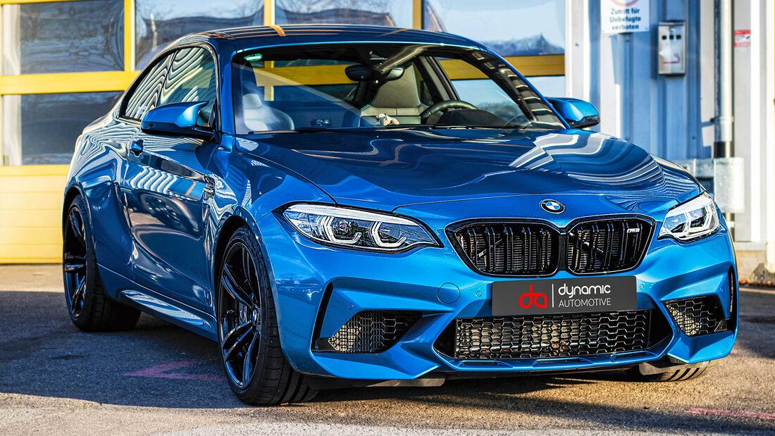 sport auto Award 2021, Dynamic-Automotive-BMW M2 Competition, Tuning, Coupés bis 100.000 Euro