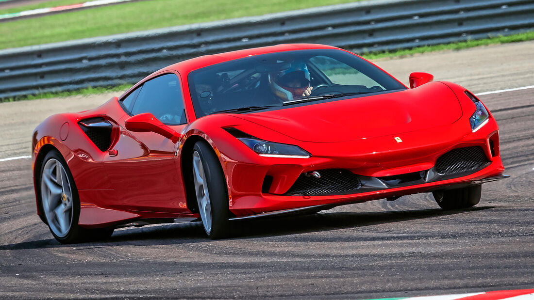 sport auto Award 2021, Ferrari F8 Tributo, Serie, Coupés über 150.000 Euro