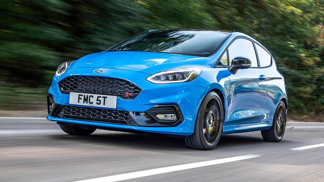 sport auto Award 2021, Ford Fiesta ST Edition, Serie, Kleinwagen