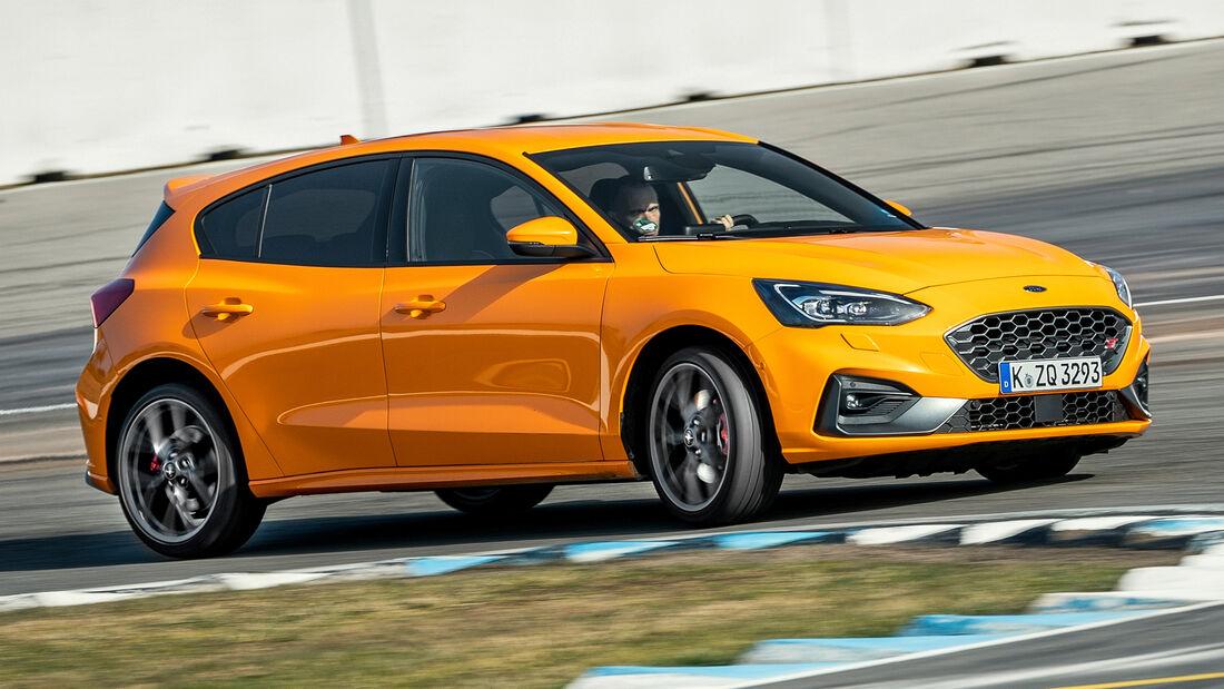 sport auto Award 2021, Ford Focus ST, Serie, Kompaktwagen bis 40.000 Euro