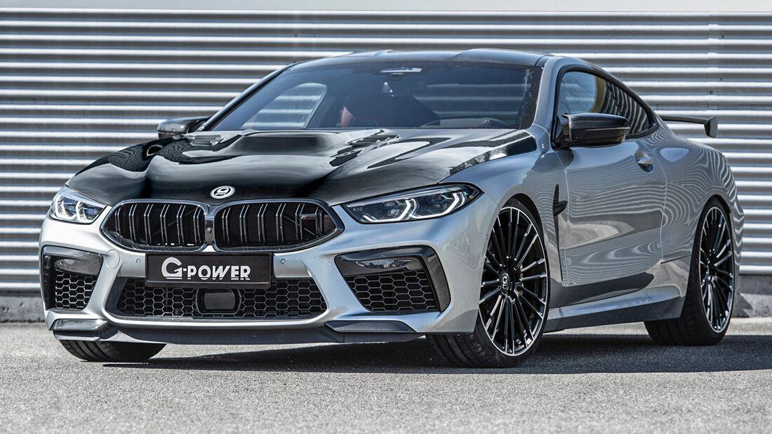 sport auto Award 2021, G-Power-BMW M8, Tuning, Coupés über 100.000 Euro