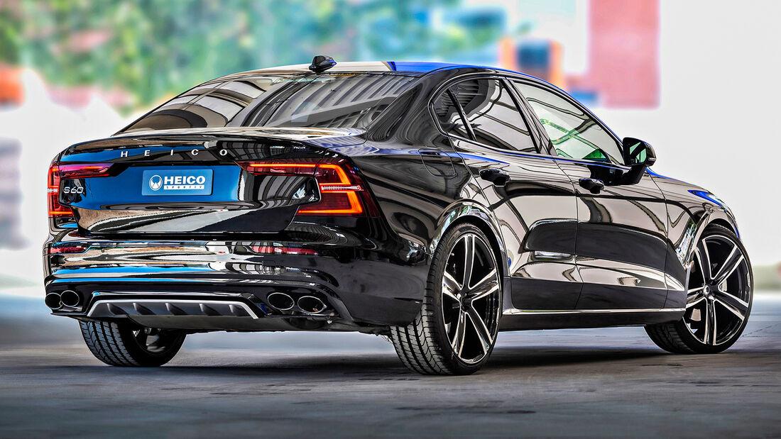 sport auto Award 2021, Heico Sportiv-Volvo S 60 T8, Tuning, Limousinen und Kombis bis 100.000 Euro