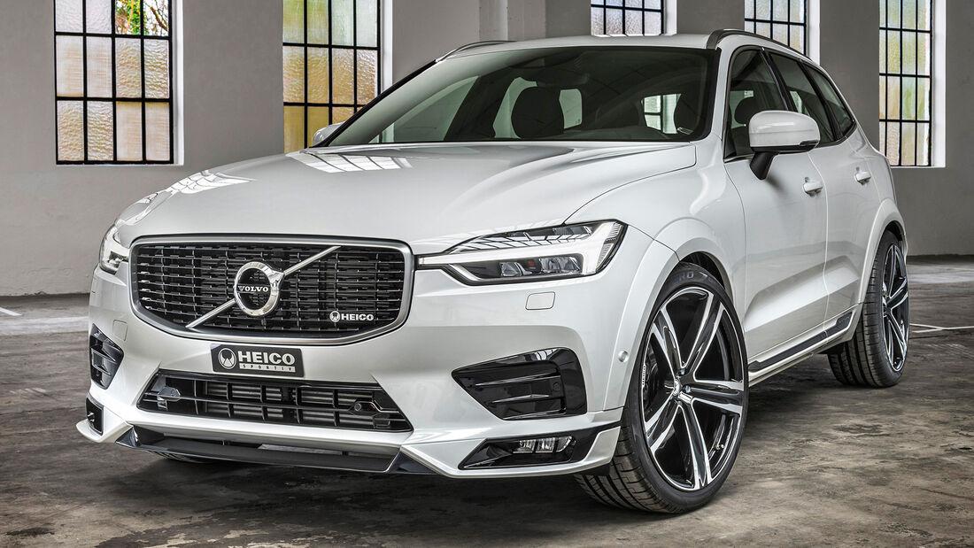 sport auto Award 2021, Heico Sportiv-Volvo XC60 T8, Tuning, SUV