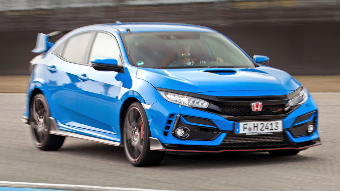 sport auto Award 2021, Honda Civic Type R, Serie, Kompaktwagen bis 40.000 Euro