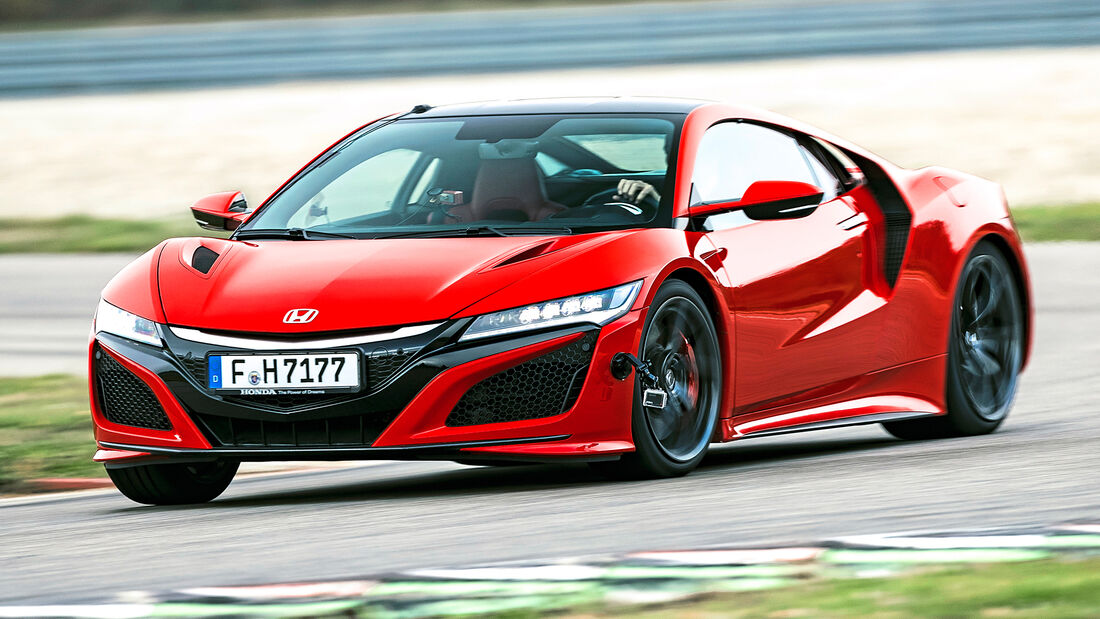 sport auto Award 2021, Honda NSX, Serie, Coupés über 150.000 Euro