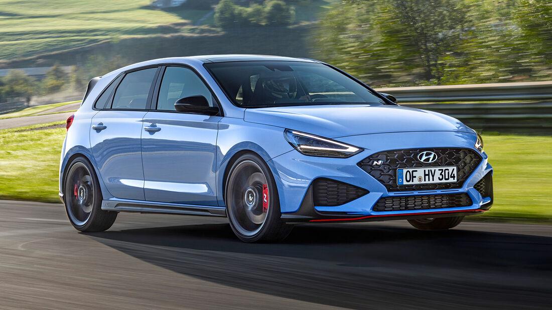 sport auto Award 2021, Hyundai i30 N Performance, Serie, Kompaktwagen bis 40.000 Euro