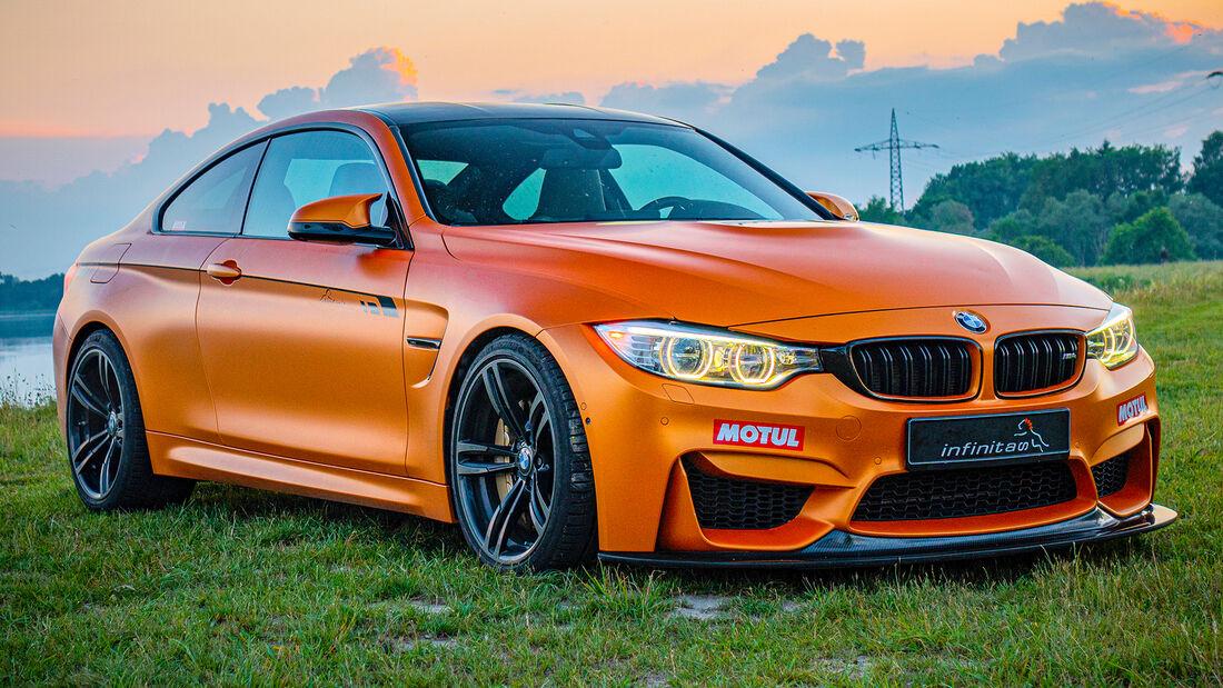 sport auto Award 2021, Infinitas-BMW M4, Tuning, Coupés bis 100.000 Euro