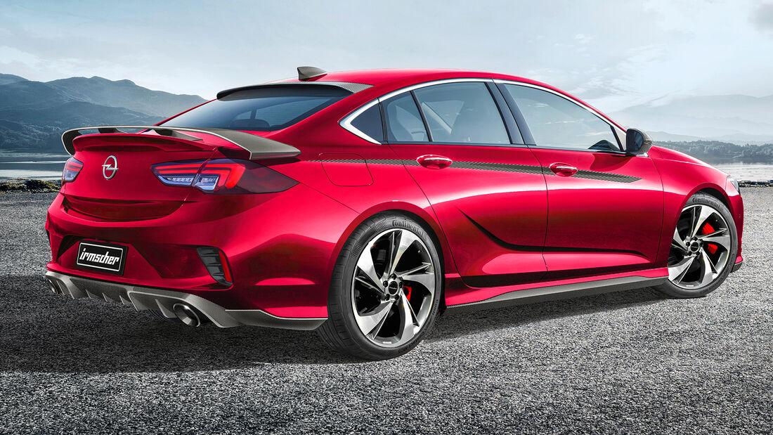 sport auto Award 2021, Irmscher-Opel Insignia iRS, Tuning, Limousinen und Kombis bis 100.000 Euro