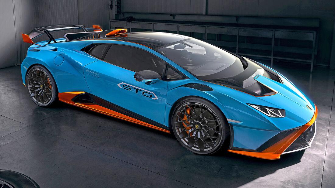 sport auto Award 2021, Lamborghini Huracán STO, Serie, Coupés über 150.000 Euro
