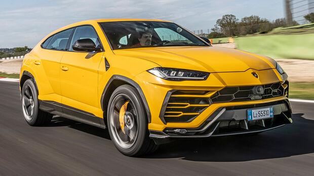 sport auto Award 2021, Lamborghini Urus, Serie, SUV