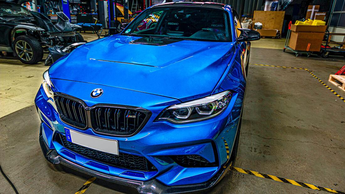 sport auto Award 2021, Laptime-Performance-BMW M2 Competition, Tuning, Coupés bis 100.000 Euro