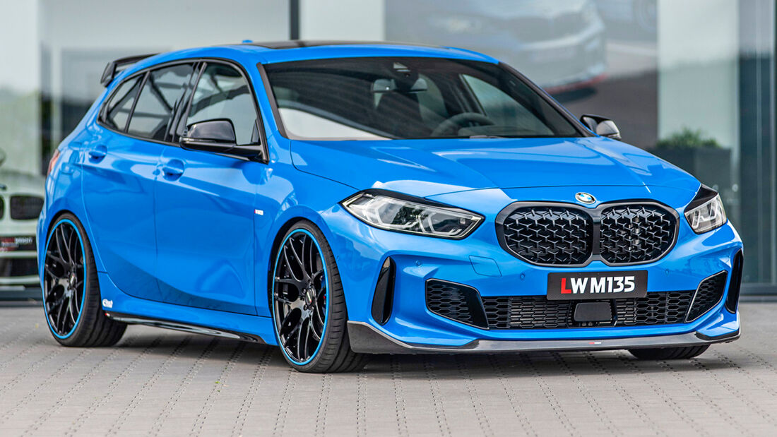 sport auto Award 2021, Leightweight-BMW M135i, Tuning, Kompaktwagen