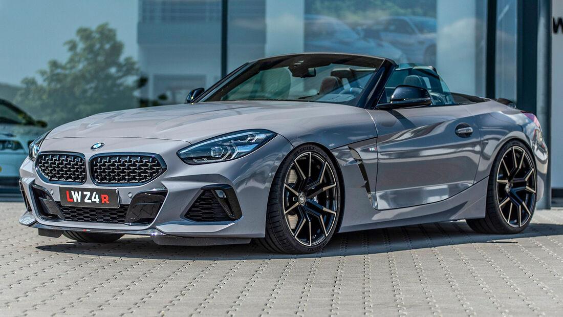 sport auto Award 2021, Leightweight-BMW Z4, Tuning, Cabrios und Roadster bis 100.000 Euro