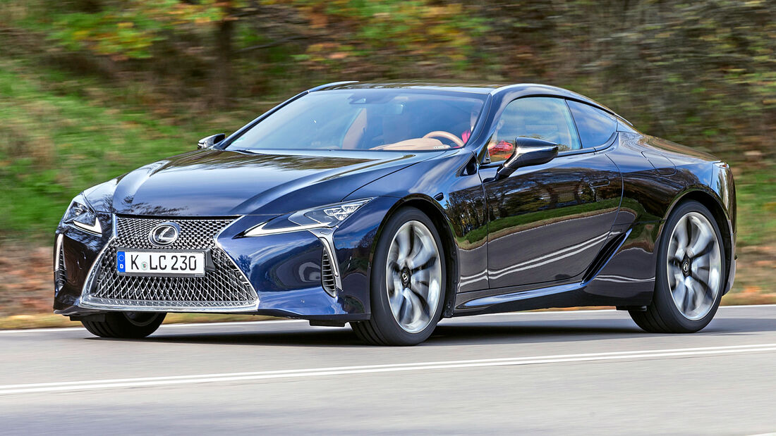 sport auto Award 2021, Lexus LC 500, Serie, Coupés bis 150.000 Euro