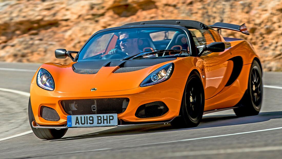 sport auto Award 2021, Lotus Elise Cup 250, Serie, Cabrios und Roadster bis 75.000 Euro