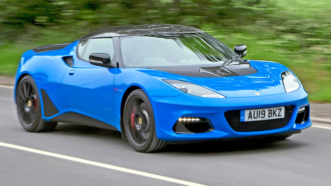 sport auto Award 2021, Lotus Evora GT410 Sport, Serie, Coupés bis 150.000 Euro