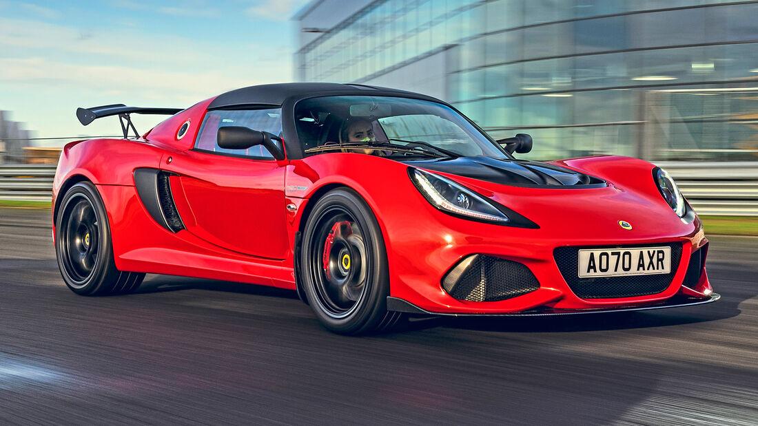 sport auto Award 2021, Lotus Exige Sport 420, Serie, Coupés bis 100.000 Euro