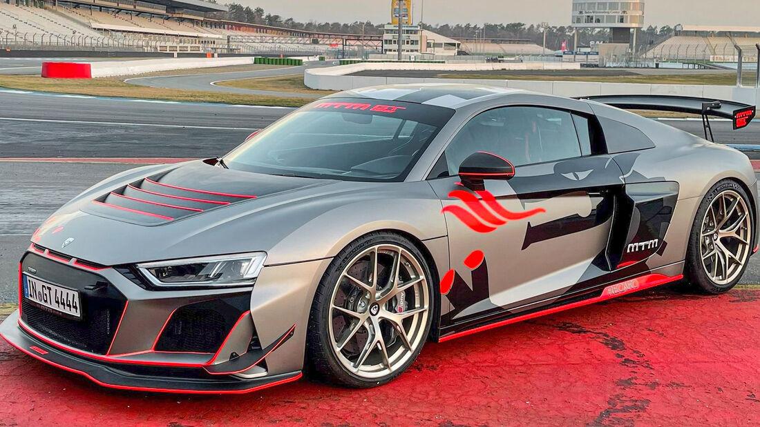sport auto Award 2021, MTM-Audi R8 GT Street, Tuning, Supersportler