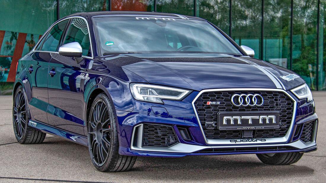 sport auto Award 2021, MTM-Audi RS 3, Tuning, Limousinen und Kombis bis 100.000 Euro