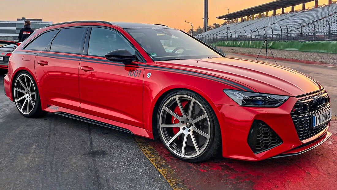 sport auto Award 2021, MTM-Audi RS 6, Tuning, Limousinen und Kombis über 100.000 Euro