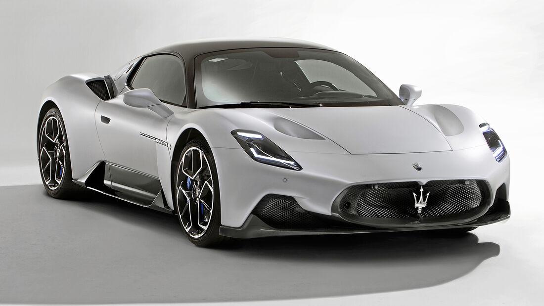 sport auto Award 2021, Maserati MC20, Serie, Coupés über 150.000 Euro