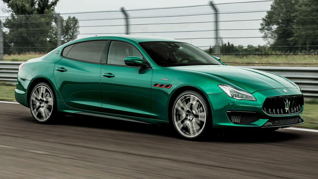 sport auto Award 2021, Maserati Quattroporte Trofeo, Serie, Limousinen und Kombis über 100.000 Euro