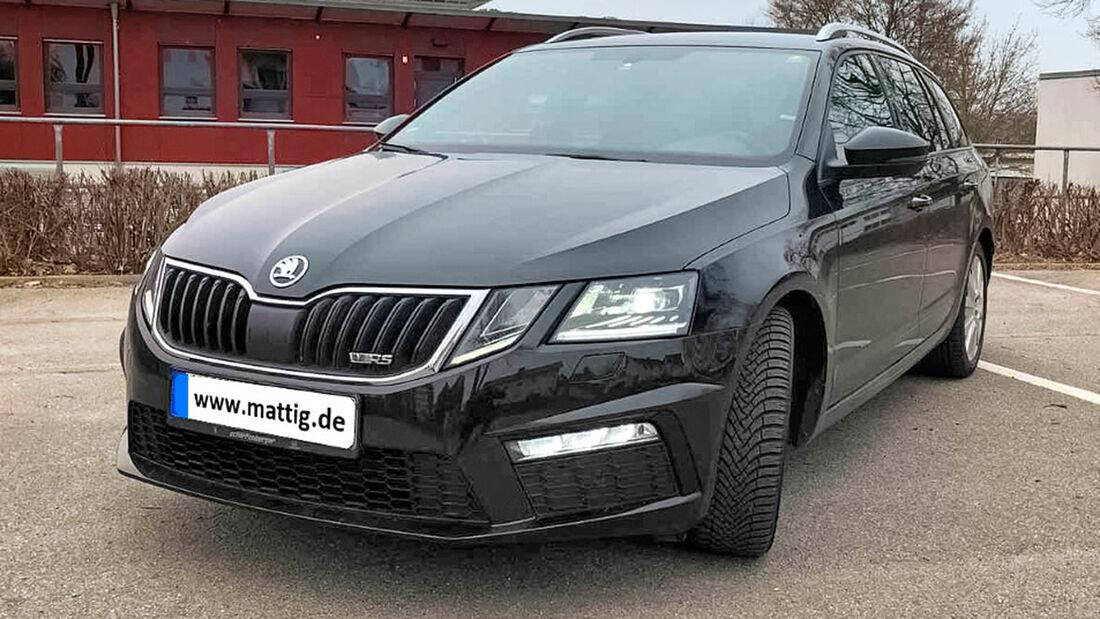 sport auto Award 2021, Mattig-Skoda Octavia RS, Tuning, Limousinen und Kombis bis 100.000 Euro