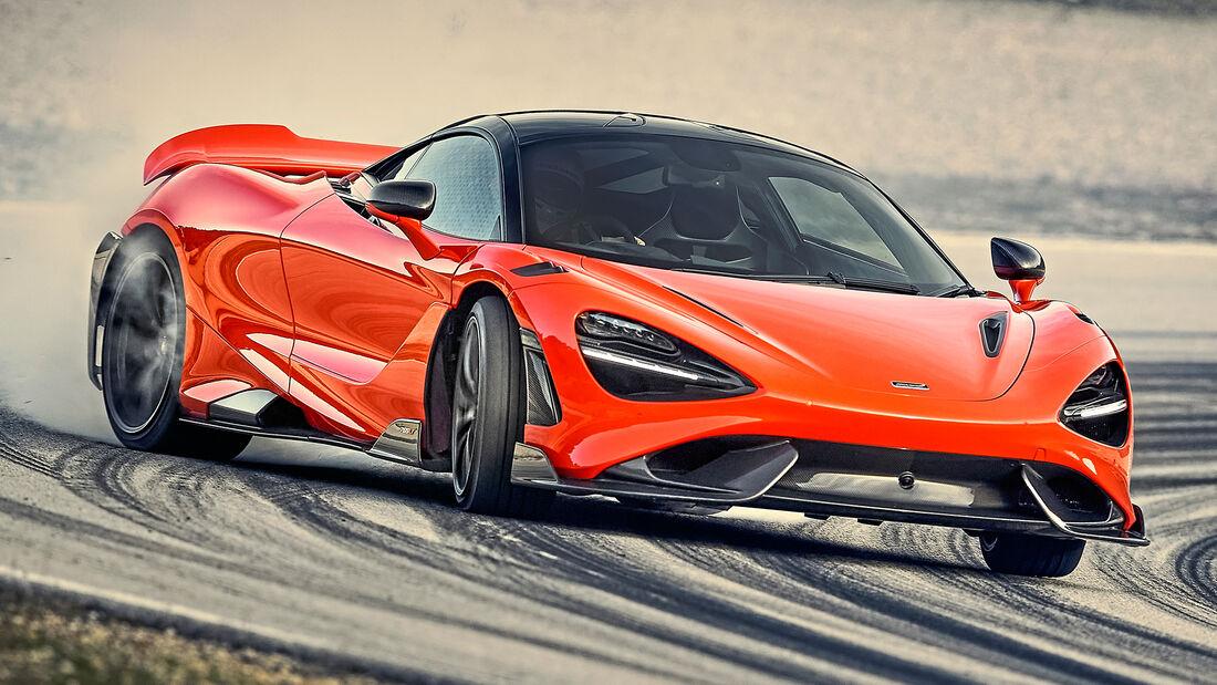 sport auto Award 2021, McLaren 765LT, Serie, Coupés über 150.000 Euro