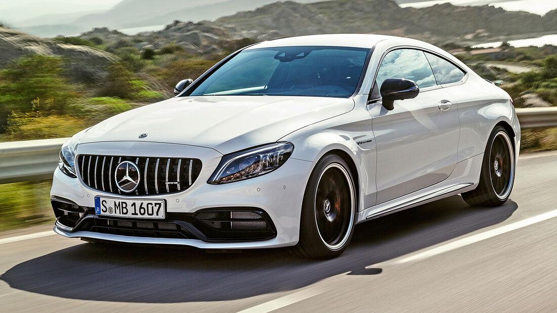 sport auto Award 2021, Mercedes-AMG C 63 S Coupé, Serie, Coupés bis 100.000 Euro