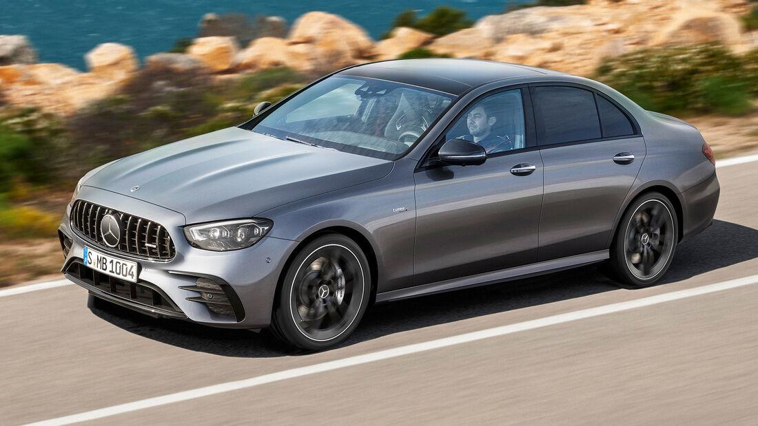 sport auto Award 2021, Mercedes-AMG E 53, Serie, Limousinen und Kombis bis 100.000 Euro