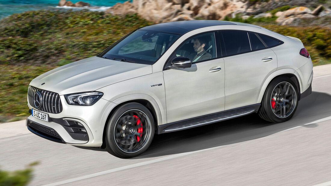 sport auto Award 2021, Mercedes-AMG GLE 63 S, Serie, SUV