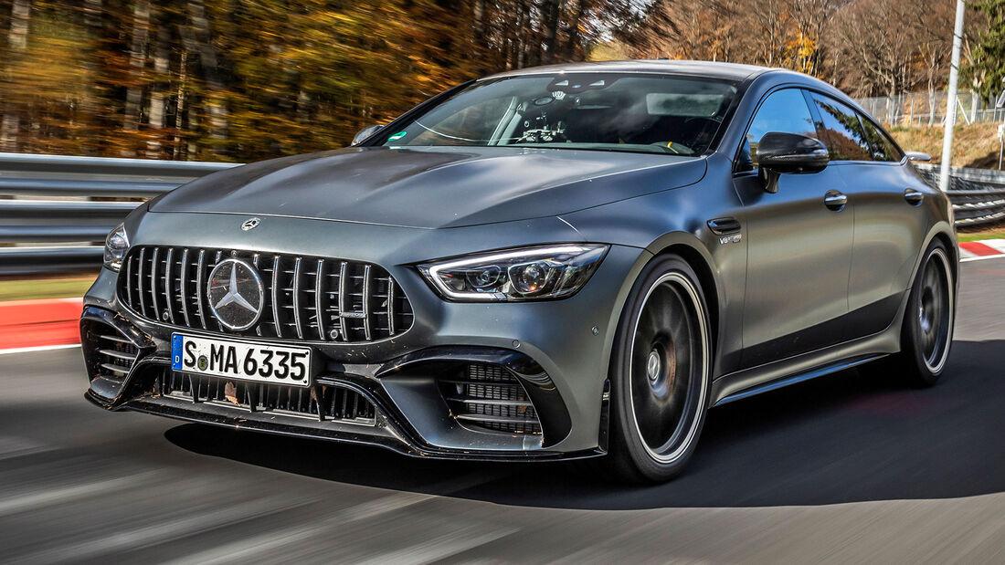 sport auto Award 2021, Mercedes-AMG GT 63 S, Serie, Limousinen und Kombis über 100.000 Euro