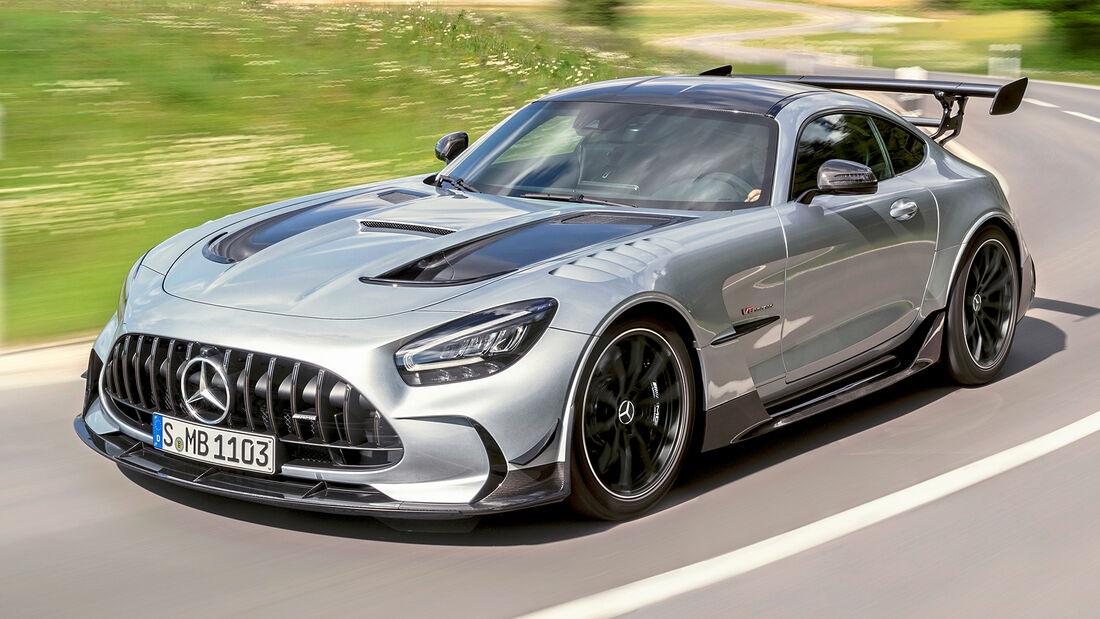sport auto Award 2021, Mercedes-AMG GT Black Series, Serie, Coupés über 150.000 Euro
