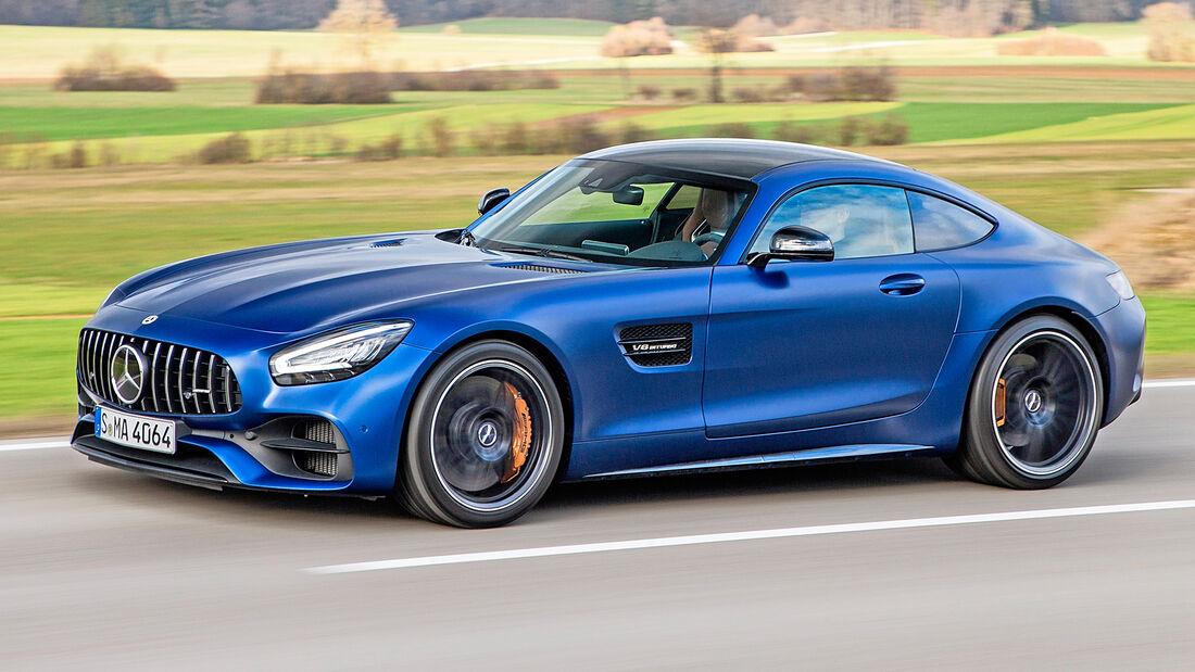 sport auto Award 2021, Mercedes-AMG GT, Serie, Coupés bis 150.000 Euro