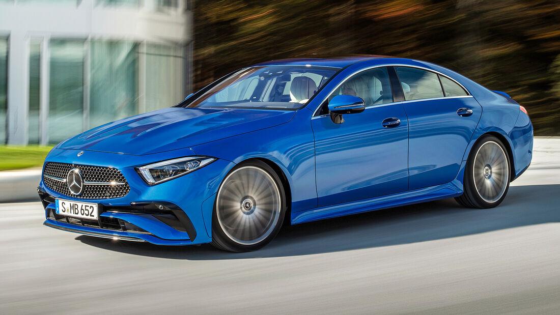 sport auto Award 2021, Mercedes CLS 400 d 4Matic, Serie, Diesel