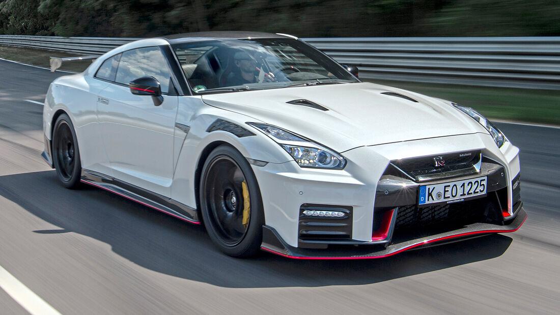 sport auto Award 2021, Nissan GT-R Nismo, Serie, Coupés über 150.000 Euro