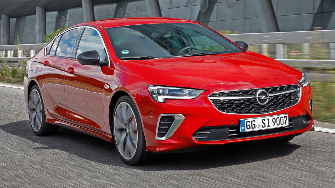 sport auto Award 2021, Opel Insignia GSI Grand Sport, Serie, Limousinen und Kombis bis 75.000 Euro