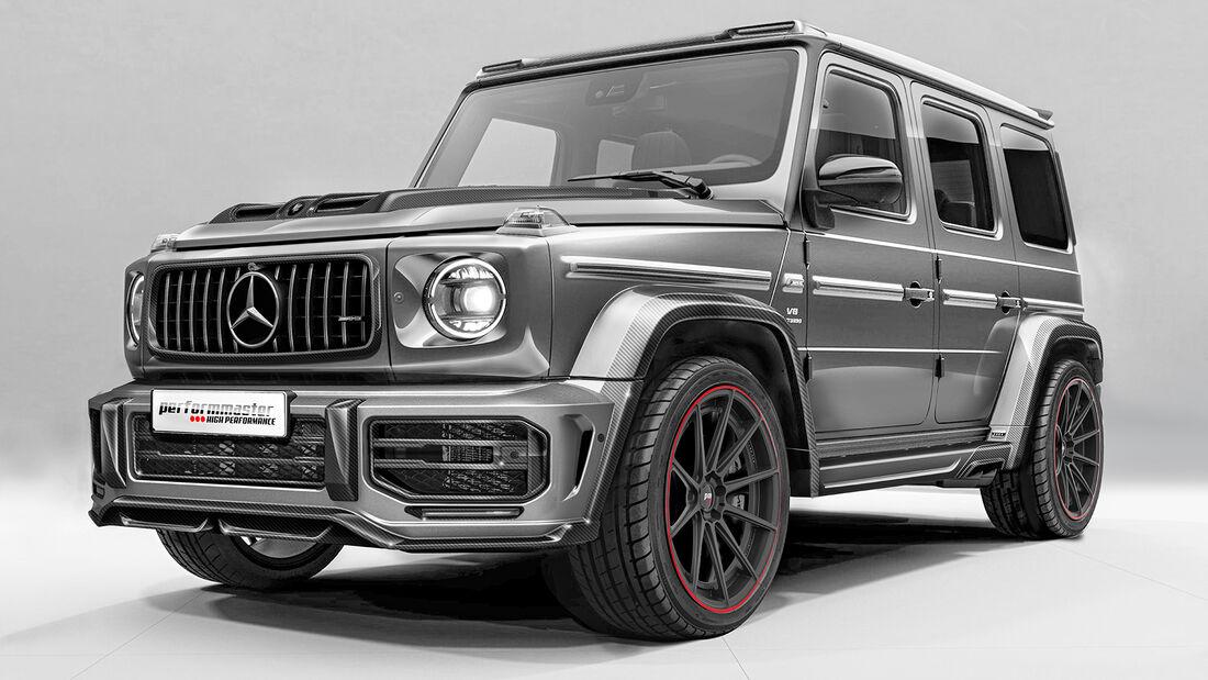 sport auto Award 2021, Performmaster-Mercedes-AMG G 63, Tuning, SUV