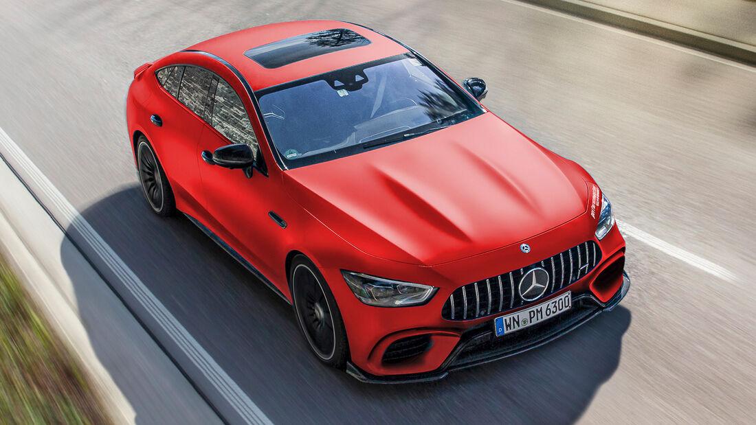 sport auto Award 2021, Performmaster-Mercedes-AMG GT 63 S, Tuning, Limousinen und Kombis über 100.000 Euro